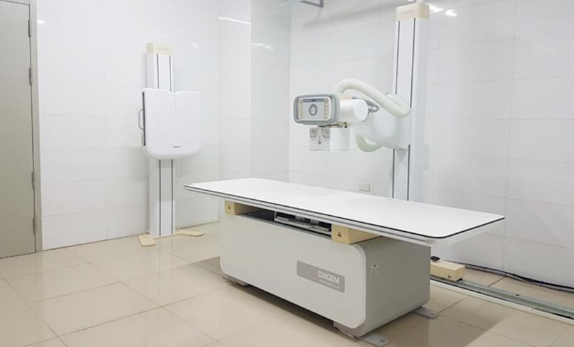 Hệ thống chụp X- Quang kỹ thuật số