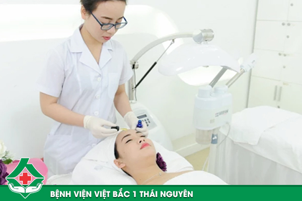 Toàn bộ quy trình Trị mụn bằng công nghệ Nano Skin được thực hiện theo tiêu chuẩn của Bộ Y Tế