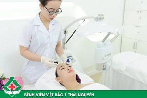 Trị mụn công nghệ Nano Skin tại TMV Korea Bệnh viện Việt Bắc 1 thumbnail