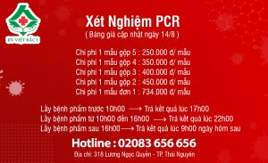 Gói  Xét Nghiệm Phương Pháp PCR thumbnail